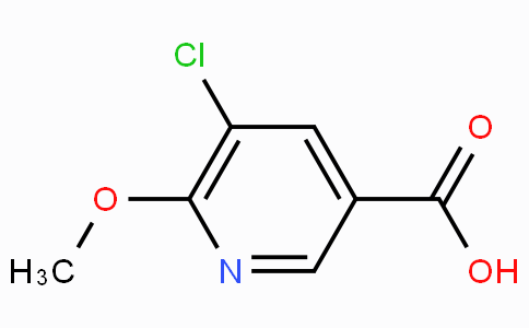 5-Chloro-6-methoxypyridine-3-carboxylic acid