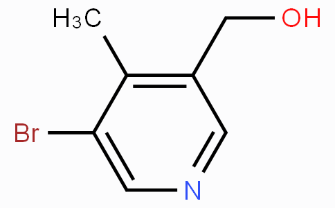 (5-Bromo-4-methyl-pyridin-3-yl)-methanol