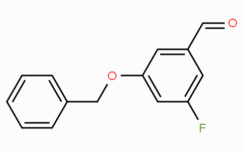 3-Benzyloxy-5-fluorobenzaldehyde