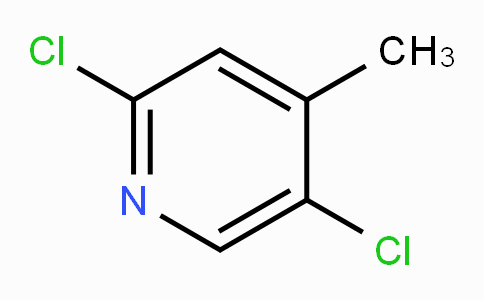 2,5-Dichloro-4-methylpyridine