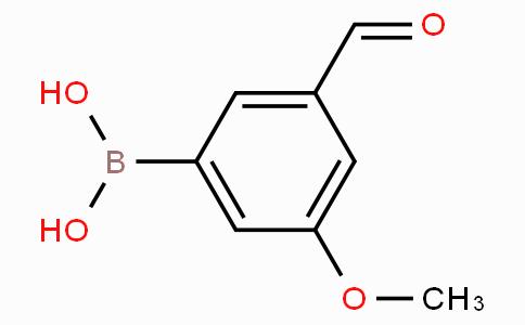 5-Formyl-3-methoxyphenylboronic acid