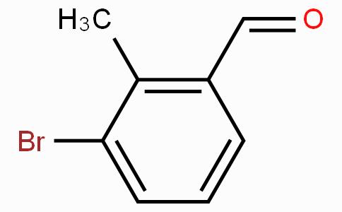 3-Bromo-2-methylbenzaldehyde