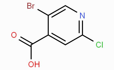 5-Bromo-2-chloropyridine-4-carboxylic acid