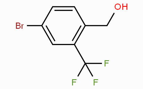 4-Bromo-2-(trifluoromethyl)benzenemethanol