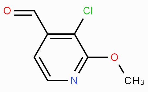 3-Chloro-4-formyl-2-methoxypyridine