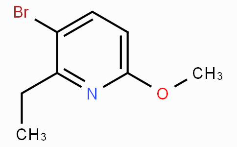 3-Bromo-2-ethyl-6-methoxypyridine