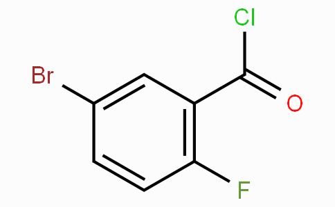 5-Bromo-2-fluorobenzoyl chloride