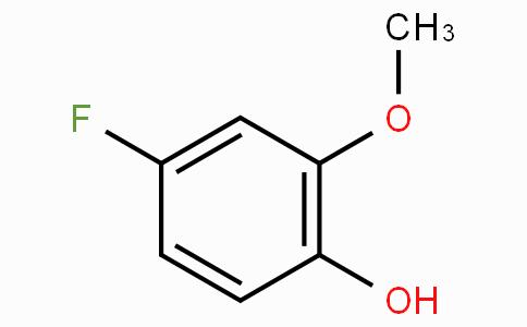 4-Fluoro-2-methoxyphenol