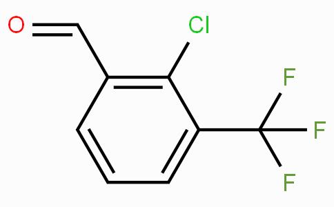 2-Chloro-3-trifluoromethylbenzaldehyde