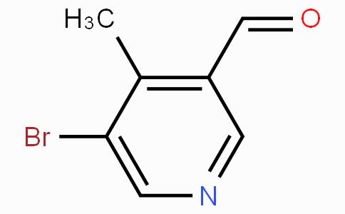 5-Bromo-3-formyl-4-methylpyridine
