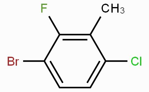 3-Bromo-6-chloro-2-fluorotoluene