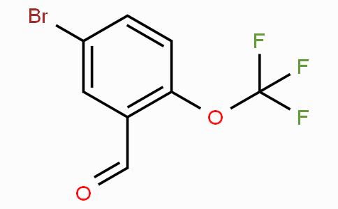 5-Bromo-2-(trifluoromethoxy)benzaldehyde