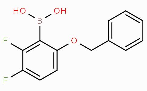 2,3-Difluoro-6-benzyloxyphenylboronic acid