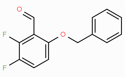 2,3-Difluoro-6-(phenylmethoxy)benzaldehyde