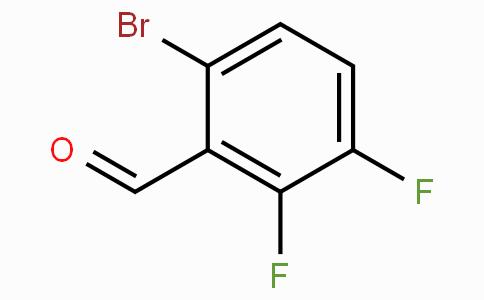 6-Bromo-2,3-difluorobenzaldehyde