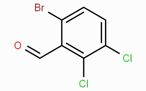 6-Bromo-2,3-dichlorobenzaldehyde