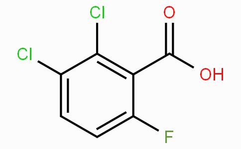 2,3-Dichloro-6-fluorobenzoic acid