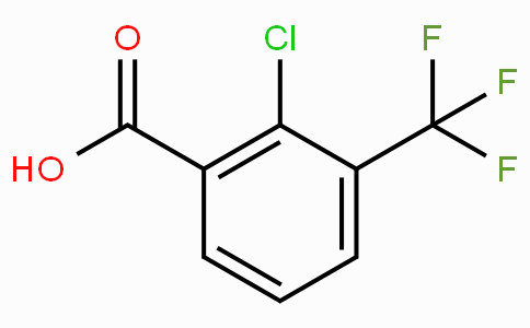 2-Chloro-3-trifluoromethylbenzoic acid