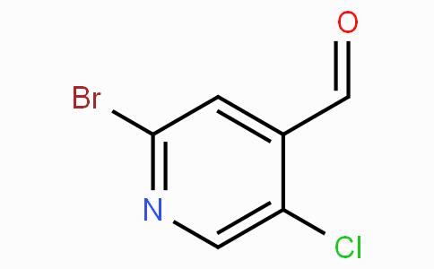 2-Bromo-5-chloropyridine-4-carboxaldehyde
