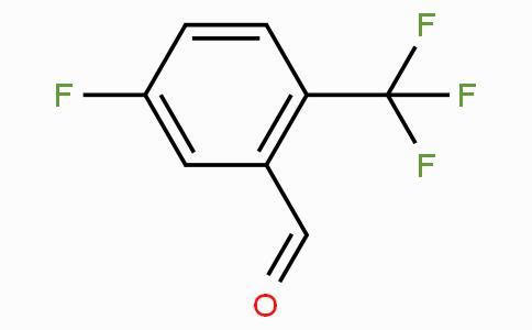 2-Trifluoromethyl-5-fluorobenzaldehyde