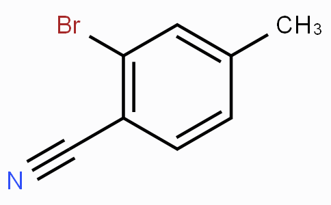 2-Bromo-4-methylbenzonitrile