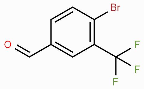 4-Bromo-3-(trifluoromethyl)benzaldehyde