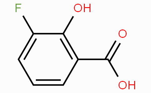 3-Fluoro-2-hydroxybenzoic acid
