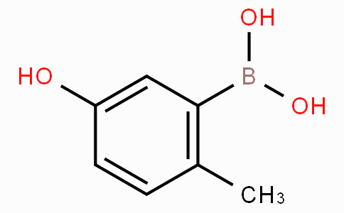 5-Hydroxy-2-methylphenylboronic acid
