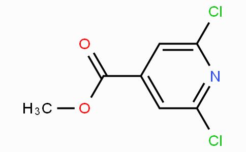 2,6-Dichloro-4-pyridinecarboxylic acid methyl ester