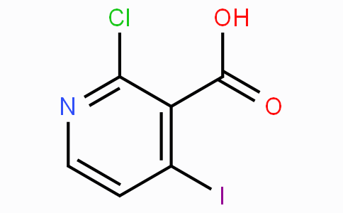 2-Chloro-4-iodopyridine-3-carboxylic acid