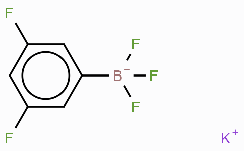 Potassium(3,5-difluorophenyl)trifluoroborate