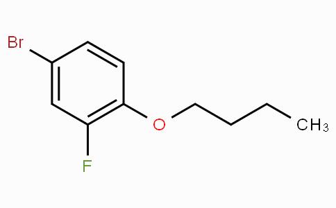 4-Bromo-1-butoxy-2-fluorobenzene