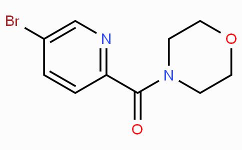 (5-Bromopyridine-2-yl )(morpholino)methanone