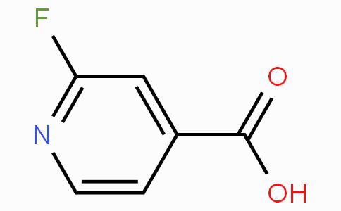 2-Fluoropyridine-4-carboxylic acid