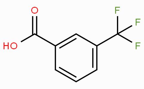 3-(Trifluoromethyl)benzoic acid
