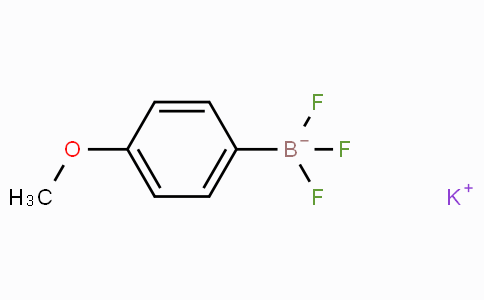 POTASSIUM (4-METHOXYPHENYL)TRIFLUOROBORATE