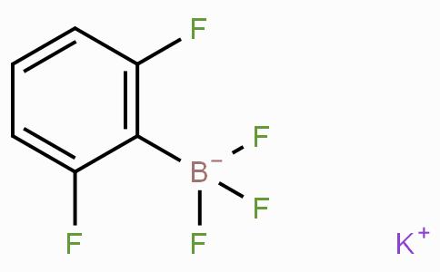 POTASSIUM (2,6-DIFLUOROPHENYL)TRIFLUOROBORATE