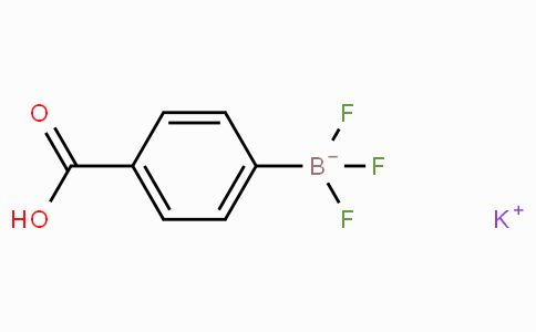 Potassium 4-carboxyphenyltrifluoroborate
