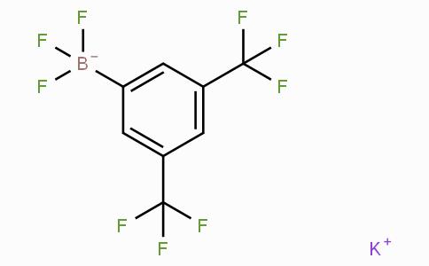 POTASSIUM 3, 5-BIS(TRIFLUOROMETHYL)PHENYLTRIFLUOROBORATE
