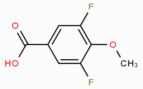 3,5-二氟-4-甲氧基苯甲酸