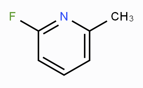 2-Fluoro-6-methylpyridine