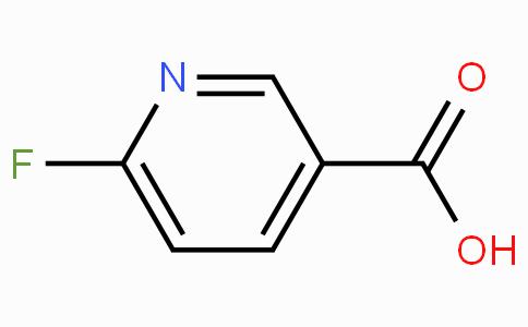 6-Fluoropyridine-3-carboxylic acid