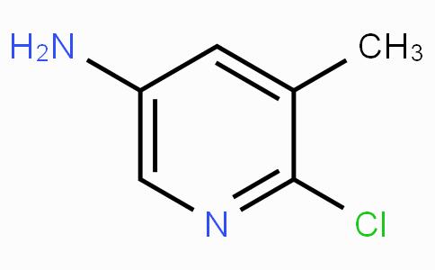 5-Amino-2-chloro-3-methylpyridine
