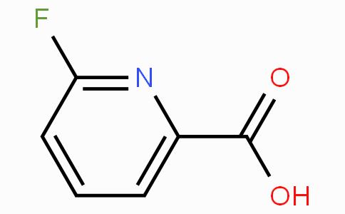 6-氟吡啶-2-羧酸