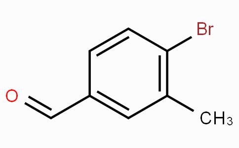 4-Bromo-3-methylbenzaldehyde