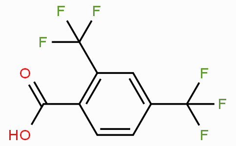 2,4-Bis(trifluoromethyl)benzoic acid
