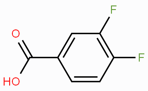 3,4-二氟苯甲酸