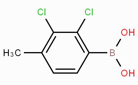 2,3-Dichloro-4-methylphenylboronic acid