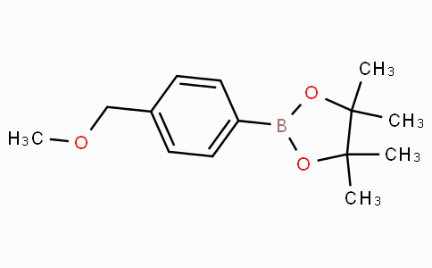 2-[4-(Methoxymethyl)phenyl]-4,4,5,5-tetramethyl-1,3,2-dioxaborolane