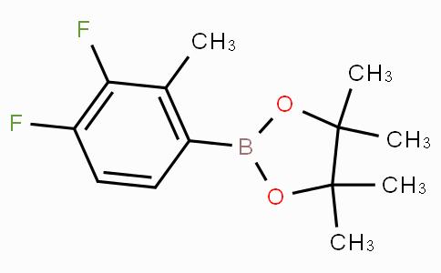 3,4-Difluoro-2-methylphenylboronic acid pinacol ester